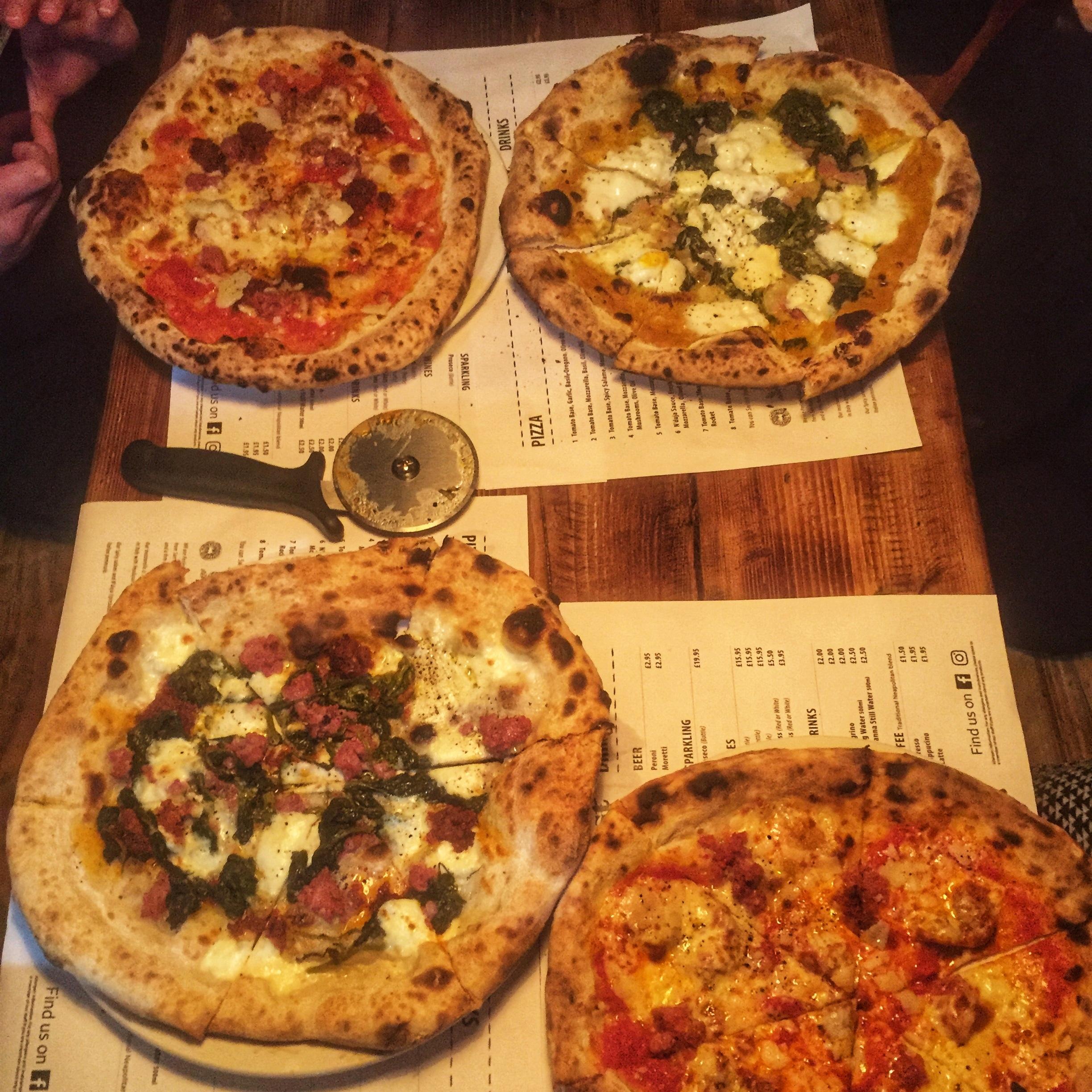 Pizza East Chris Eats